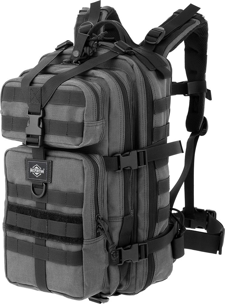Maxpedition Wolf Gray Falcon-II Backpack Review